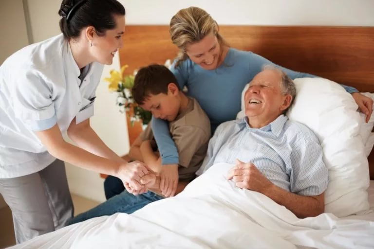 Уход за людьми с онкозаболеваниями