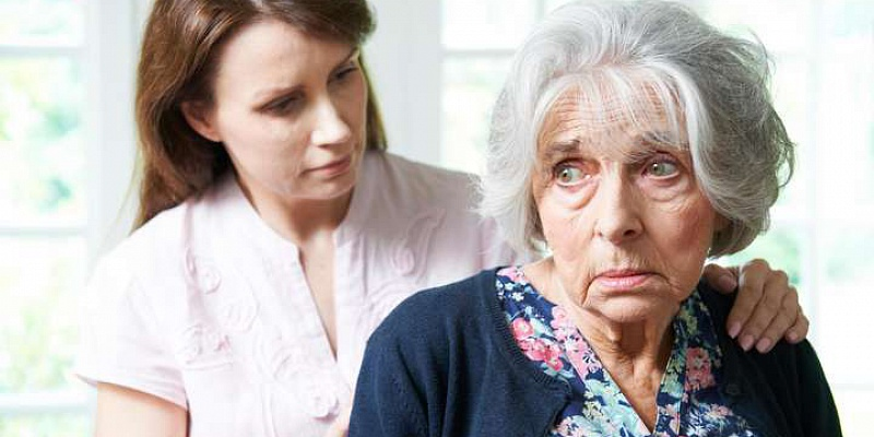 Уход за людьми с болезнями пожилого возраста